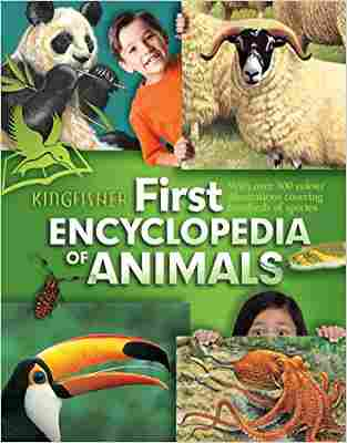 Buy Kingfisher First Encyclopedia of Animals by Simon Adams online in india - Bookchor   9780753431856