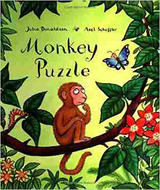 Buy Monkey Puzzle Big Book by Julia Donaldson online in india - Bookchor | 9781405009126