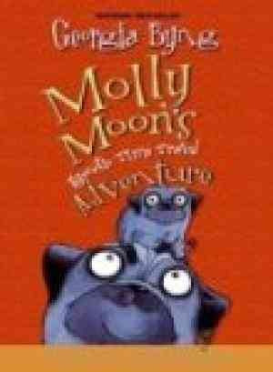 Buy Molly Moons Hypnotic Time Travel Adventure by Georgia Byng online in india - Bookchor   9781405053167