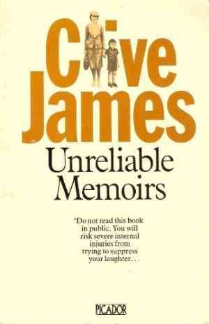 Buy Unreliable Memoirs by Clive James online in india - Bookchor | 9780330264631