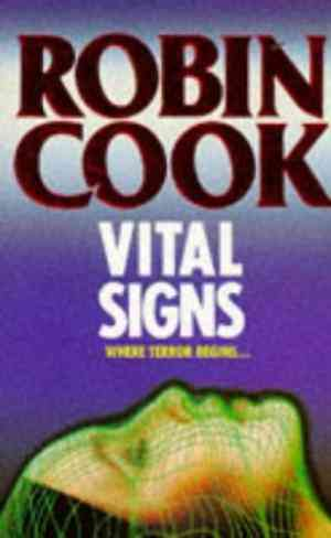 Buy Vital Signs by Robin Cook online in india - Bookchor   9780330321471