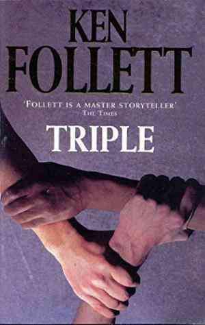 Buy Triple by Ken Follett online in india - Bookchor   9780330352284