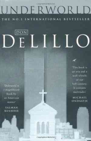 Buy Underworld by Don DeLillo online in india - Bookchor   9780330369954