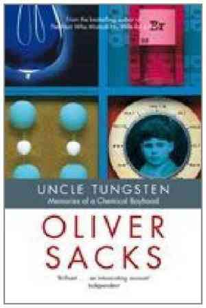 Buy Uncle Tungsten by Oliver Sacks online in india - Bookchor   9780330390286