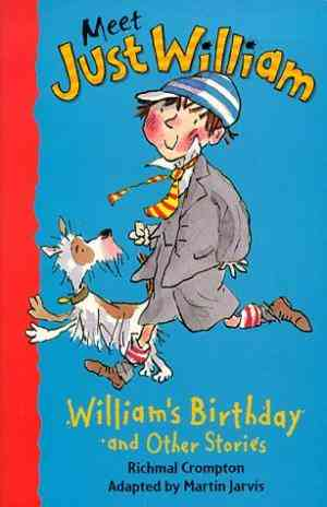Buy Williams Birthday and Other Stories by Martin Jarvis (Editor) online in india - Bookchor   9780330390972
