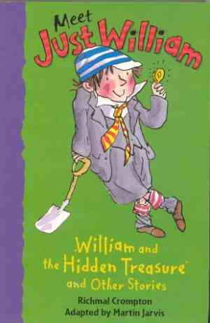 Buy William and the Hidden Treasure and Other Stories by Martin Jarvis (Editor) online in india - Bookchor   9780330391009