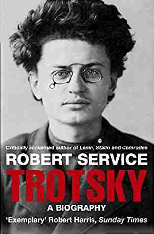 Buy Trotsky by Robert Service online in india - Bookchor   9780330439695