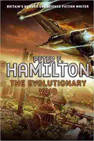 Buy Evolutionary Void by Peter F. Hamilton online in india - Bookchor | 9780330443173
