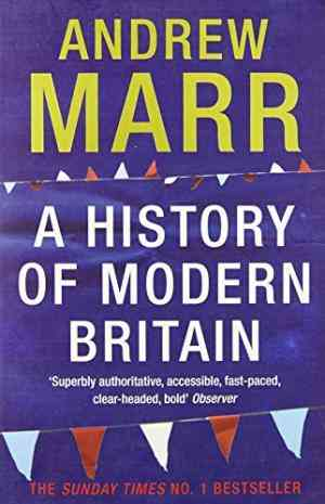 Buy A History of Modern Britain by Andrew Marr online in india - Bookchor | 9780330511476
