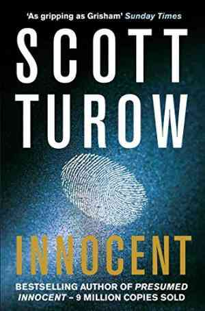 Buy Innocent by Scott Turow online in india - Bookchor | 9780330518178