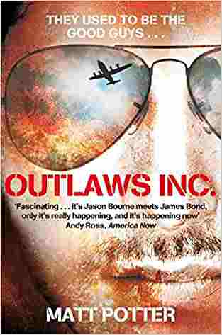 Buy Outlaws Inc. by Matt Potter online in india - Bookchor | 9780330531665