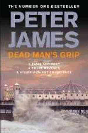 Buy Dead Mans Grip by Peter James online in india - Bookchor | 9780330535489