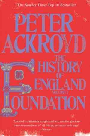 Buy Foundation by Peter Ackroyd online in india - Bookchor   9780330544283