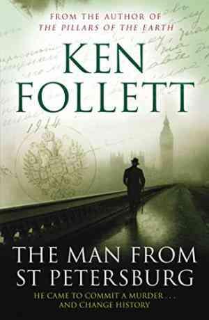 Buy Man from St Petersburg by Ken Follett online in india - Bookchor   9780330544412