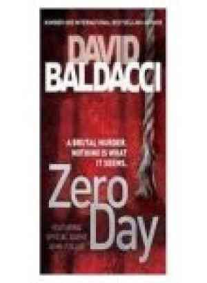 Buy Zero Day by David Baldacci online in india - Bookchor | 9781447213383