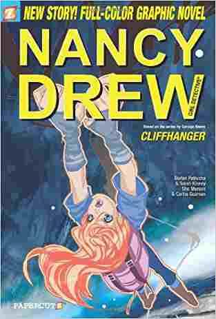 Buy Cliffhanger by Stefan Petrucha , Sho Murase Illustrator , Sarah Kinney , Sho ILT Murase online in india - Bookchor   9781597071659