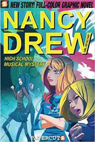 Buy High School Musical Mystery, Part 1 by Stefan Petrucha , Sho Murase Illustrator , Sarah Kinney , Sho ILT Murase online in india - Bookchor | 9781597071789