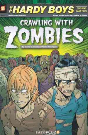 Buy Crawling with Zombies by Franklin W Dixon Based on Book Series , Gerry Conway , Paulo Henrique Illustrator , Paulo ILT Henrique online in india - Bookchor | 9781597072199