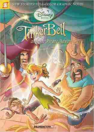 Buy Tinker Bell & the Pirate Adventure by Augusto Machetto , Giulia Conti , Paola Mulazzi , Emilio ILT Urbano , Elisabetta ILT Melaranci online in india - Bookchor | 9781597072403