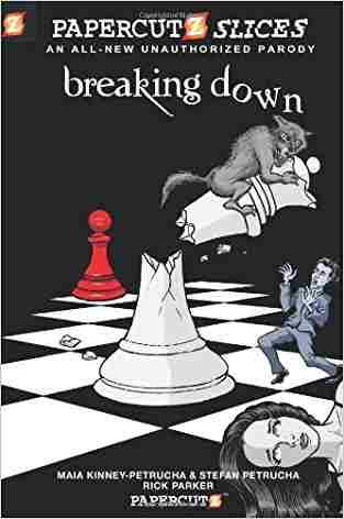 Buy Breaking Down by Stefan Petrucha online in india - Bookchor | 9781597072441