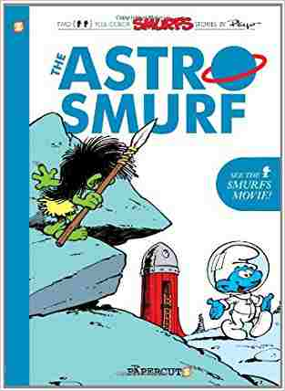 Buy Astrosmurf by Peyo online in india - Bookchor | 9781597072502
