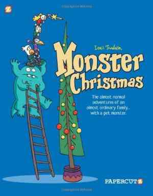 Buy Monster Christmas by Lewis Trondheim , Lewis ILT Trondheim , Lewis, Artist Trondheim online in india - Bookchor | 9781597072885