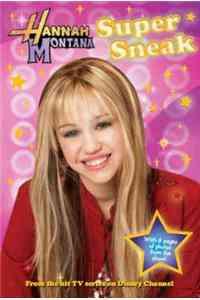 Buy Disney Hannah Montana: Super Sneak by Hannah Montana online in india - Bookchor   9781407502397