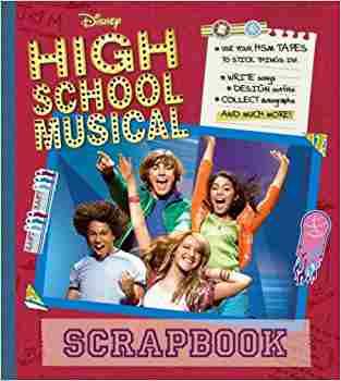 Buy Disney High School Musical Scrapbook by Hannah Montana online in india - Bookchor | 9781407517346