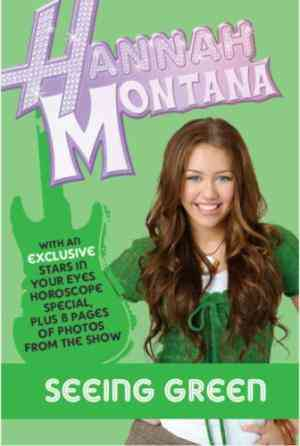 Buy Hannah Montana: Bk. 8: Seeing Green by Rob Kidd online in india - Bookchor   9781407523217