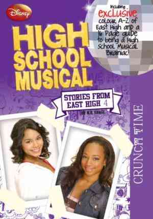 Buy Disney High School Musical: Crunch Time by Hannah Montana online in india - Bookchor   9781407531335