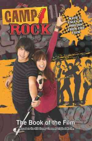 Buy Disney Camp Rock: Book of the Film by Nill online in india - Bookchor   9781407538976