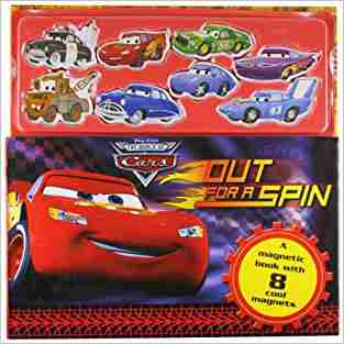 Buy Disney Magnet Book: Cars by Hannah Montana online in india - Bookchor   9781407561547