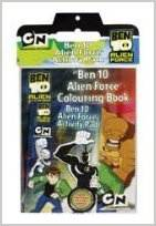 Buy Ben 10 Alien Force Activity Pack by Nill online in india - Bookchor | 9781407566306