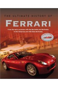 Buy Cars Ultimate History: Ferrari by Rob Kidd online in india - Bookchor   9781407573199