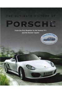 Buy Cars Ultimate History: Porsche by Rob Kidd online in india - Bookchor | 9781407573205