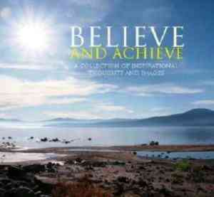 Buy Inspirational Books: Believe & Achieve by Hannah Montana online in india - Bookchor | 9781407586397