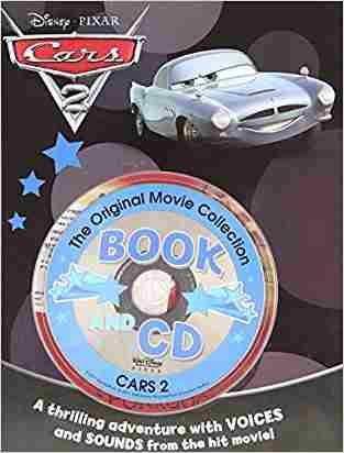 Buy Disney Cars 2 Storybook with CD by Hannah Montana online in india - Bookchor   9781407595849