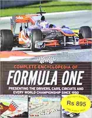 Buy Encyclopedia Formula 1 by Hannah Montana online in india - Bookchor | 9781445405353