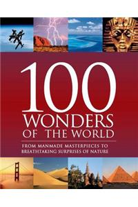 Buy 100 Wonders of the World by Parragon online in india - Bookchor   9781445406664