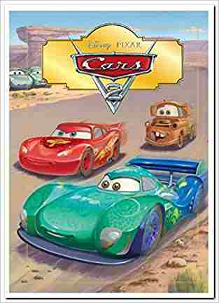 Buy Disney Cars 2 by Parragon online in india - Bookchor | 9781445420844