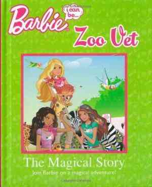 Buy Barbie Zoo Vet by Rob Kidd online in india - Bookchor   9781445435398