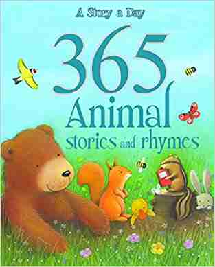 Buy 365 Animal Stories and Rhymes by Parragon online in india - Bookchor | 9781445445496