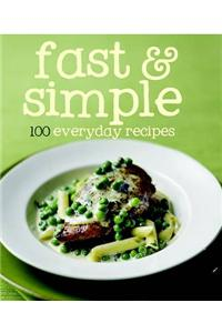 Buy 100 Recipes Fast & Simple by Rob Kidd online in india - Bookchor | 9781445447124