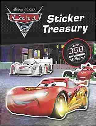 Buy Disney Cars 2 Sticker Treasury by Hannah Montana online in india - Bookchor | 9781445473796