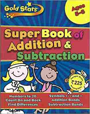 Buy Gold Stars KS1 Adding and Taking Away Workbook Age 5 7 by Hannah Montana online in india - Bookchor | 9781445477480
