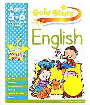Buy Gold Stars KS1 English Workbook Age 5 7 by Hannah Montana online in india - Bookchor | 9781445477503