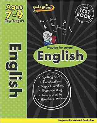 Buy Gold Stars KS2 English Workbook Age 7 9 by Parragon online in india - Bookchor   9781445477565