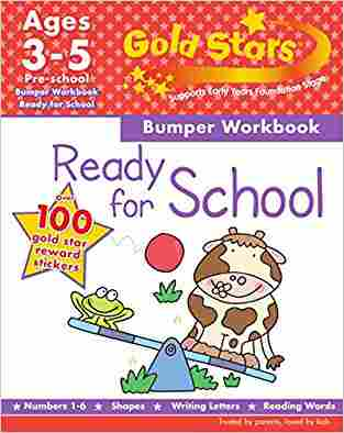 Buy Gold Stars Ready for School Bumper Workbook by Hannah Montana online in india - Bookchor   9781445477633
