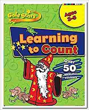 Buy Gold Stars Starting to Count Preschool Workbook by Hannah Montana online in india - Bookchor   9781445477695