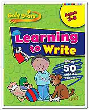 Buy Gold Stars Starting to Write Preschool Workbook by Hannah Montana online in india - Bookchor   9781445477701